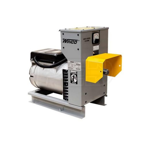 Power Take Off Generators (PTO)