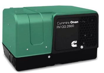 Cummins Onan 2.5KW QG 2500 LP