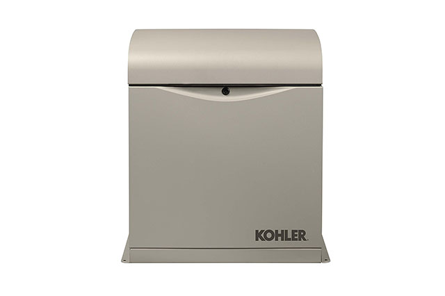 Kohler Air Cooled Dual Fuel Single Phase Generator